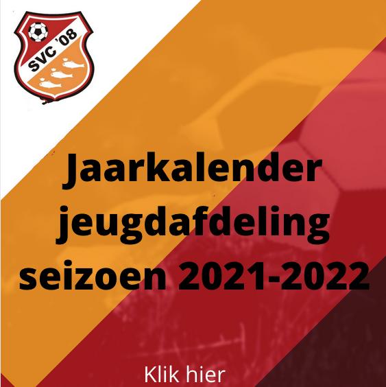 Jaarkalender Jeugd