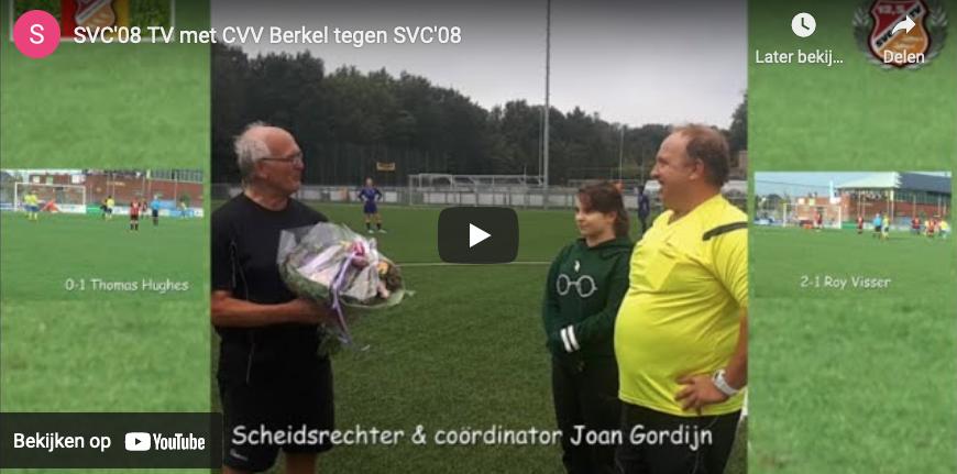 SVC'08 TV met Berkel -SVC'08